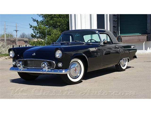 1955 Ford Thunderbird Hardtop V8 | 806605