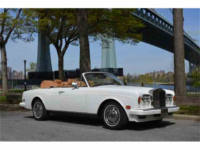 Picture of '95 Rolls-Royce Corniche located in New York - $195,000.00 - HAEB