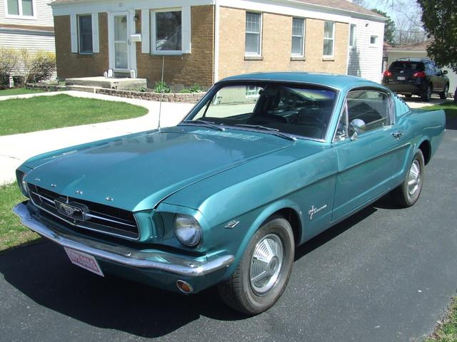 1965 Ford Mustang | 806650