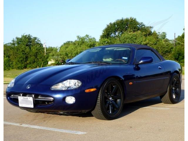 2003 JAGUAR XK-SERIES XK8 | 806666