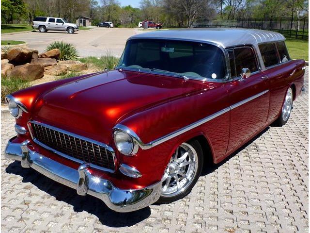 1955 Chevrolet Nomad | 806667