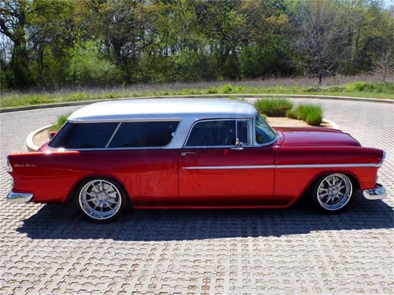 Enterprise Cars For Sale >> 1955 Chevrolet Nomad for Sale | ClassicCars.com | CC-806667