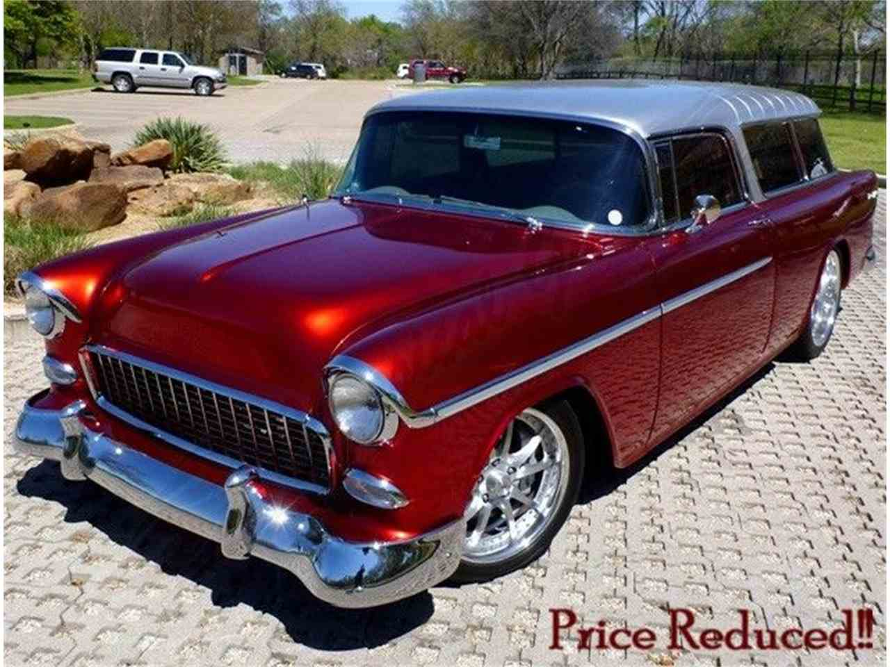 1955 chevrolet nomad for sale classiccarscom cc806667