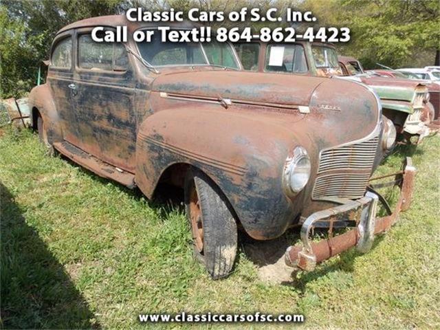 1940 Dodge Sedan | 806670