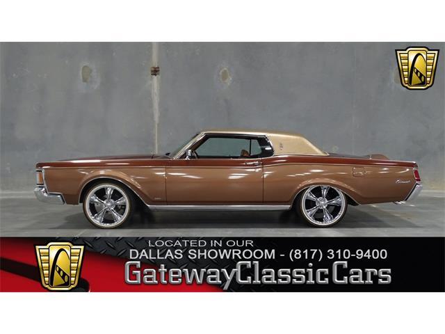 1970 Lincoln Continental | 806709