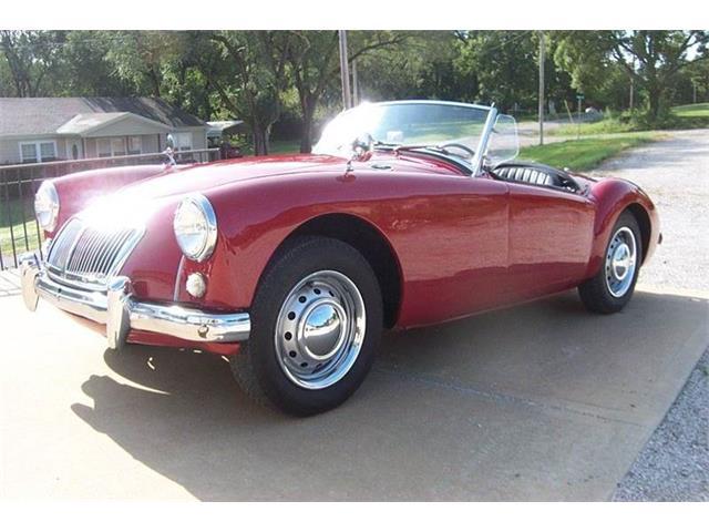 1959 MG MGA | 806710