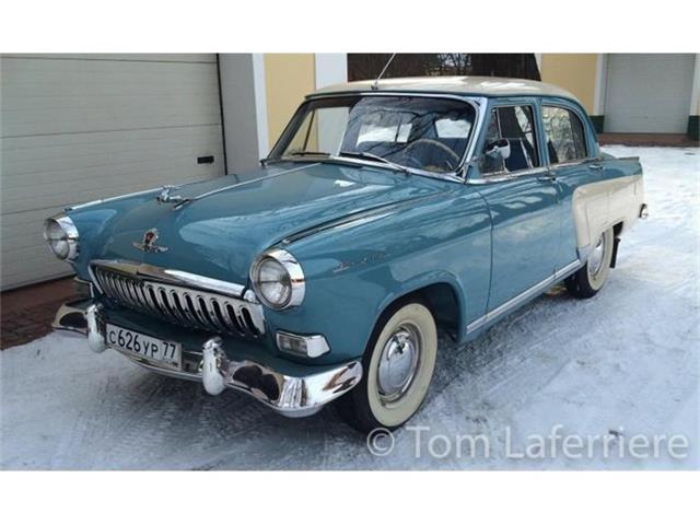 1961 Gaz 21 | 806722