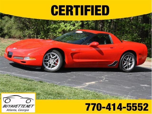 2003 Chevrolet Corvette | 800675