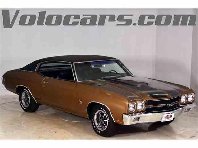 1970 Chevrolet Chevelle SS | 800678