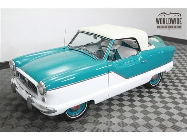1958 Nash Metropolitan | 800683