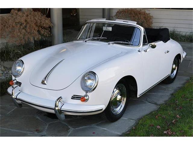 1963 Porsche 356B | 800684