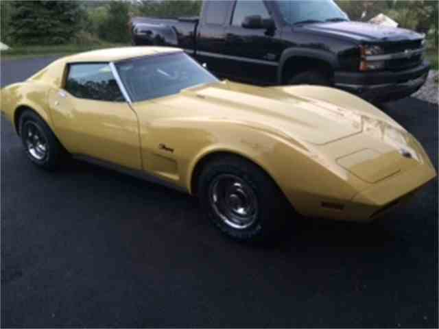 1974 Chevrolet Corvette Stingray | 800070