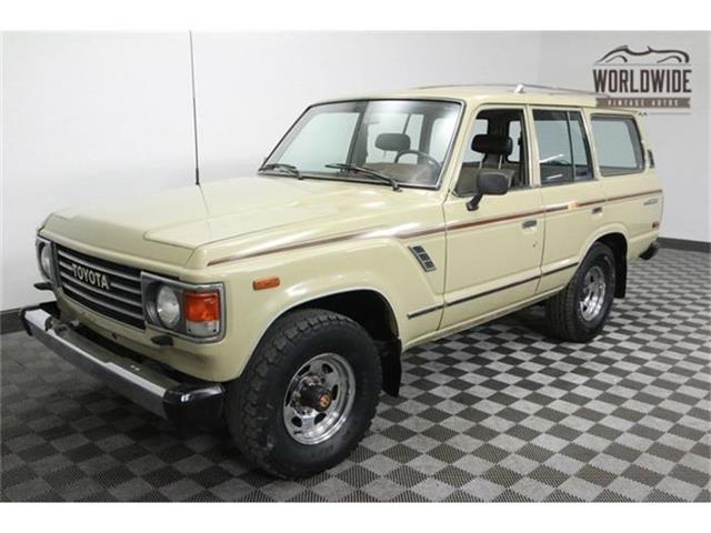 1987 Toyota Land Cruiser | 800701