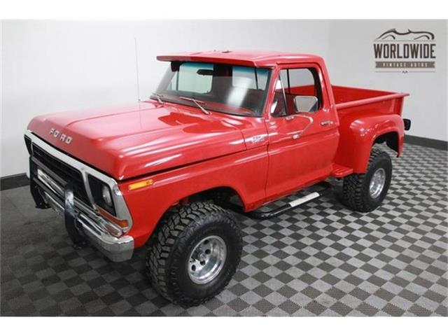 1978 Ford Pickup   800702