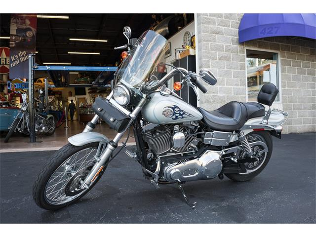 2004 Harley-Davidson Wide Glide | 800709