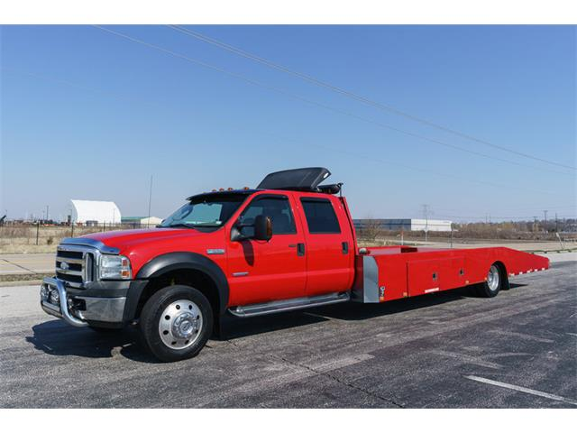 2006 Ford F550   800712
