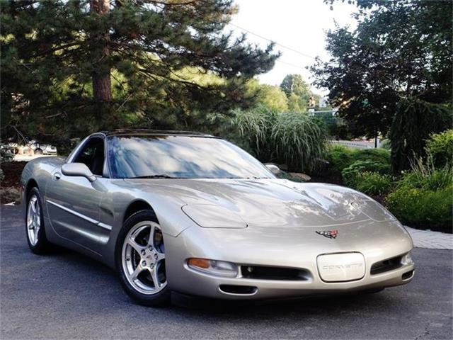 1999 Chevrolet Corvette | 807427