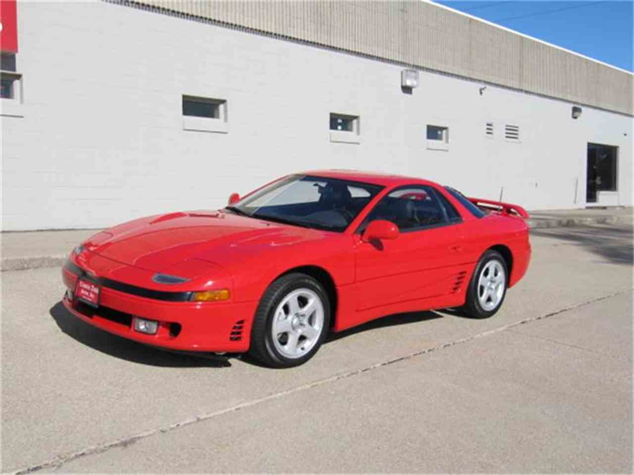 1991 Mitsubishi 3000GT VR4 For Sale