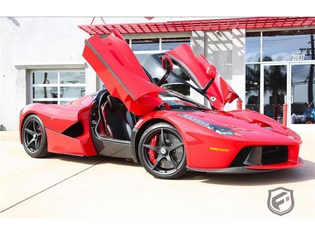 2014 Ferrari LaFerrari 2dr Cpe | 807528