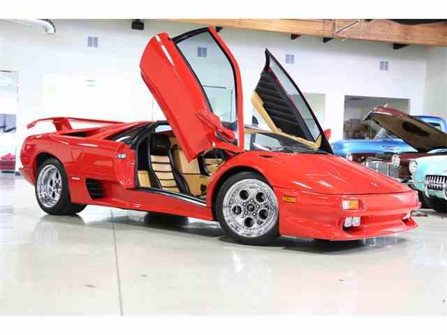 1996 Lamborghini Diablo | 807529