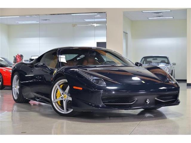 2011 Ferrari 458 Italia 2dr Cpe | 807533