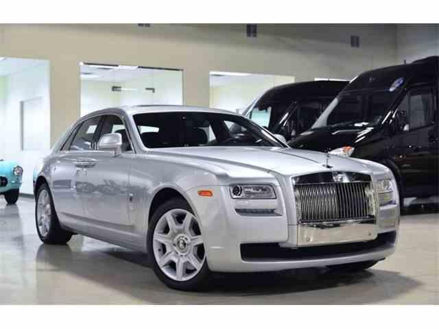 2014 Rolls-Royce Silver Ghost | 807534