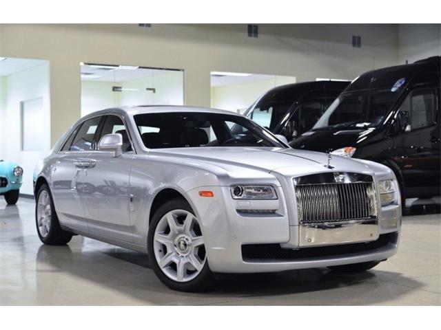 2014 Rolls-Royce Ghost 4dr Sdn | 807534