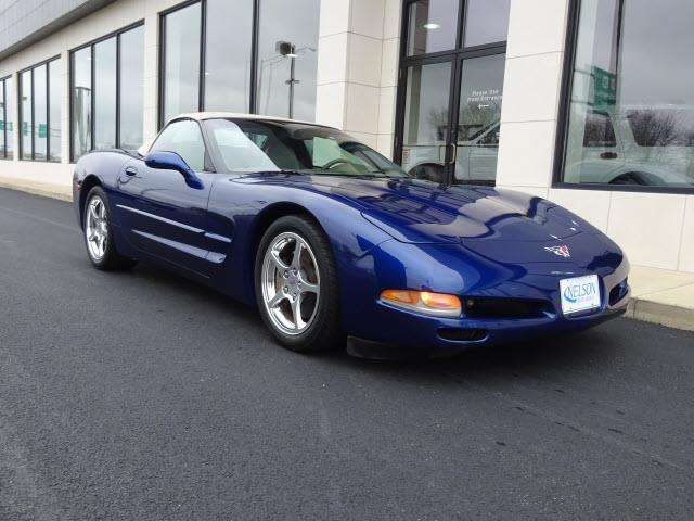 2004 Chevrolet Corvette | 807542