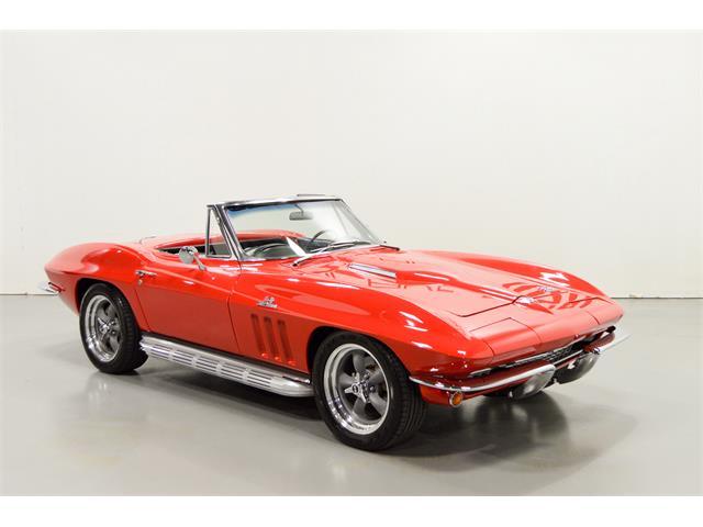 1966 Chevrolet Corvette Stingray | 807549