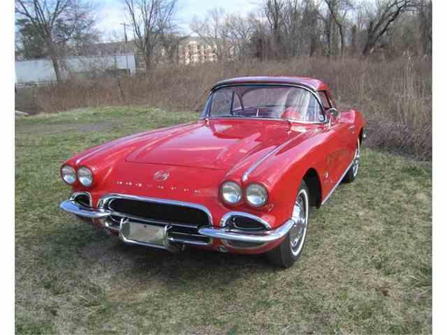 1962 Chevrolet Corvette | 807554