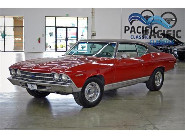 1969 Chevrolet Chevelle | 807561