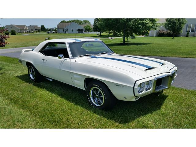 1969 Pontiac Firebird Trans Am | 807568