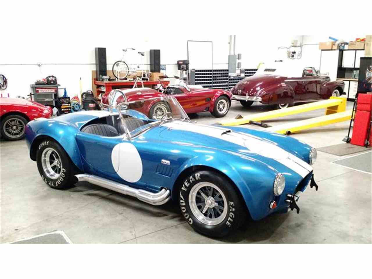 1965 Shelby Cobra Superformance Mark III for Sale - CC-807579