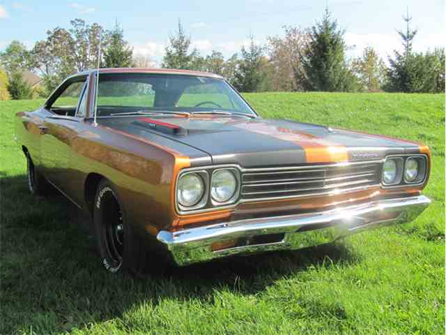 1969 Plymouth Road Runner | 807584