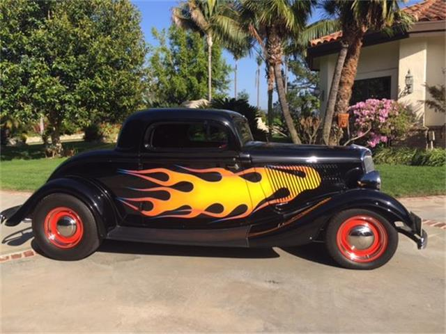 1934 Ford 3-Window Coupe | 807585