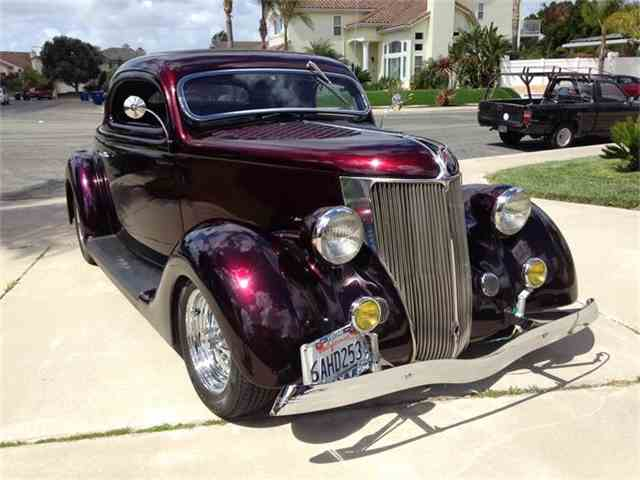1936 Ford 3-Window Coupe | 807602