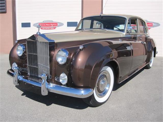 1959 Rolls-Royce Silver Cloud | 807604