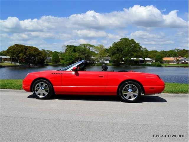 2002 Ford Thunderbird | 807612