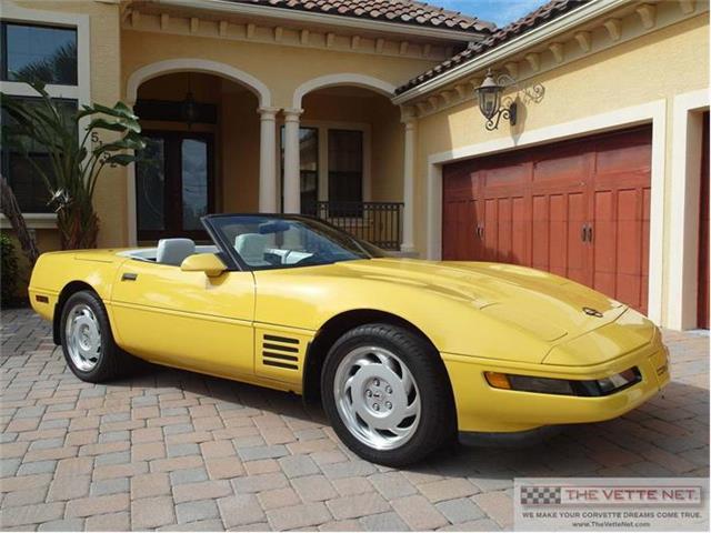 1992 Chevrolet Corvette | 807624