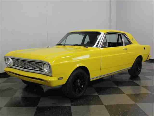 1969 Ford Falcon Futura   807629