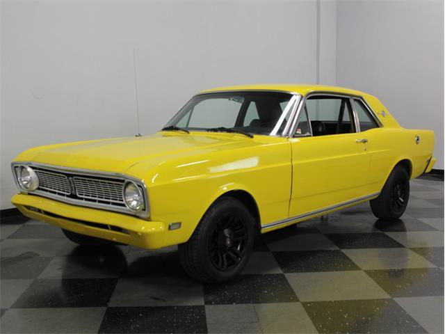 1969 Ford Falcon Futura | 807629