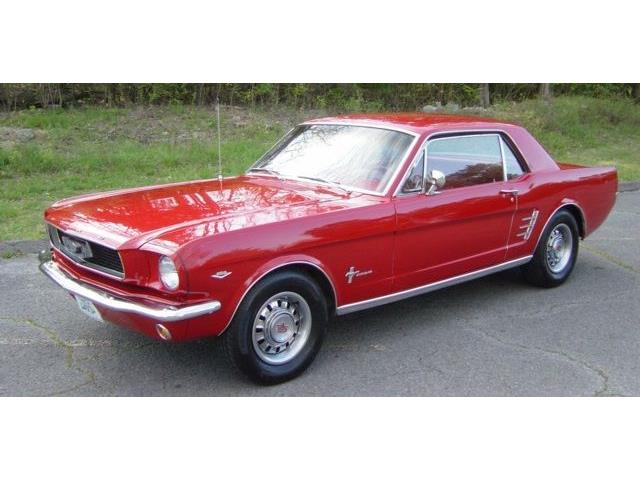 1966 Ford Mustang | 807638
