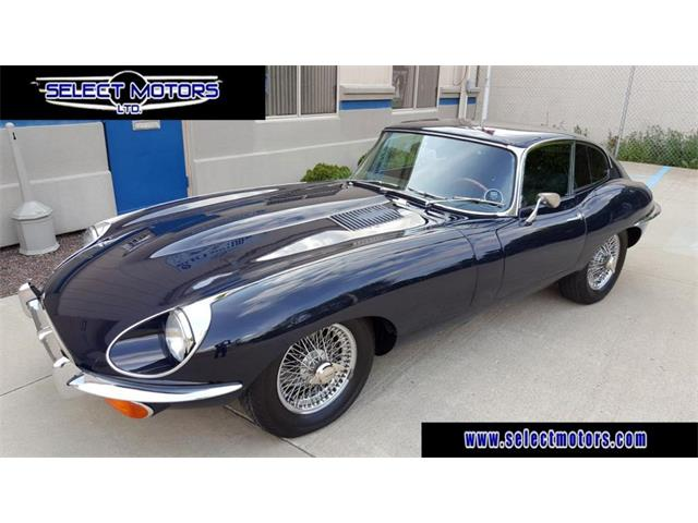 1969 Jaguar E-Type | 807650