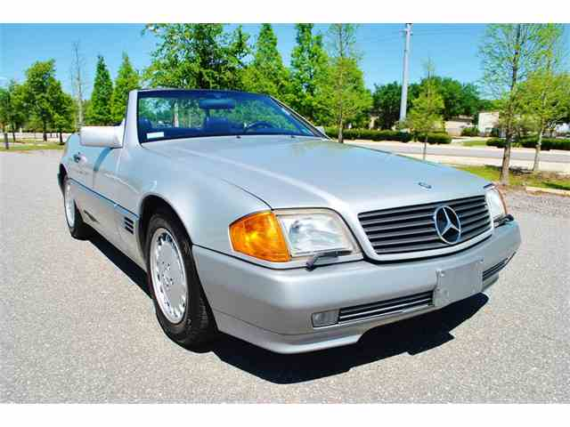 Classic mercedes benz 300sl for sale on for 1991 mercedes benz 300sl