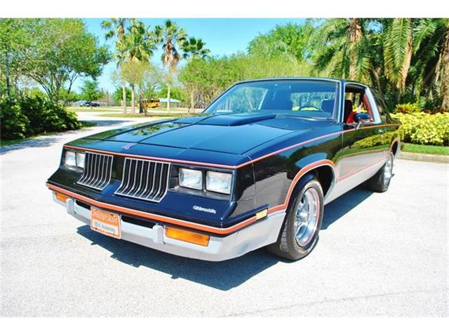 1983 Oldsmobile Cutlass | 807657