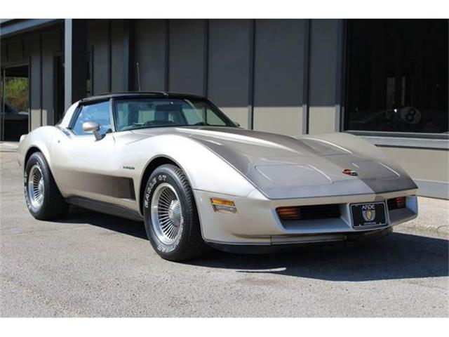 1982 Chevrolet Corvette | 807675