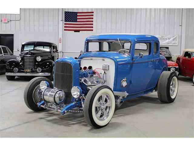 1932 Ford 5-Window Coupe | 807706