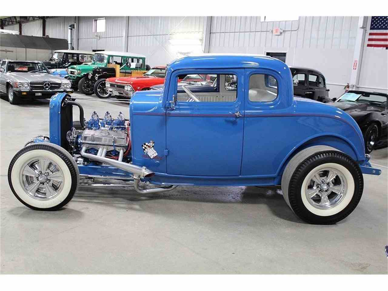 1932 Ford 5 Window Coupe Bodies For Sale