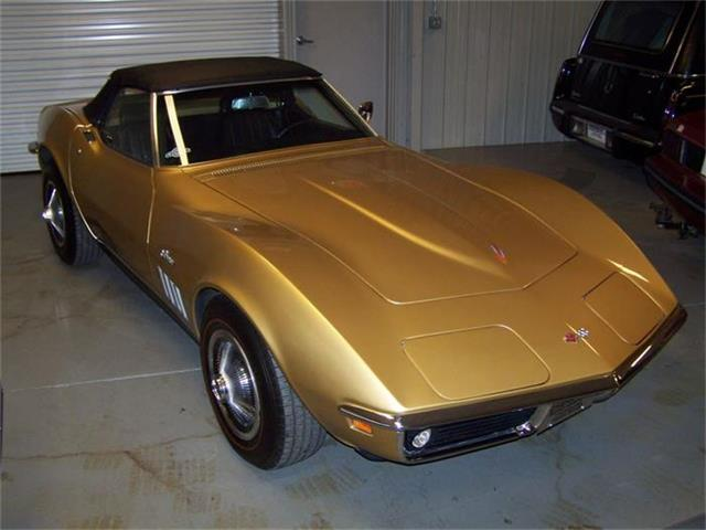 1969 Chevrolet Corvette L46 Convert | 807711