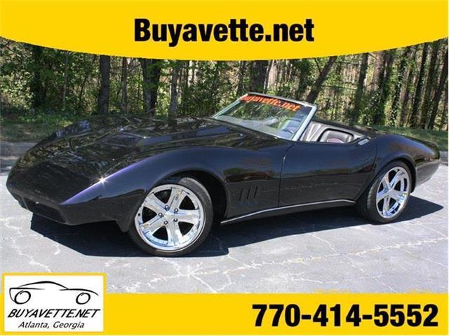 1969 Chevrolet Corvette | 807714